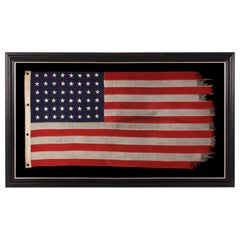 WWII American Flag with 48 Stars