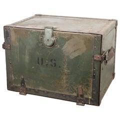 WWll Era Portable Officer's Feild Desk, circa 1942