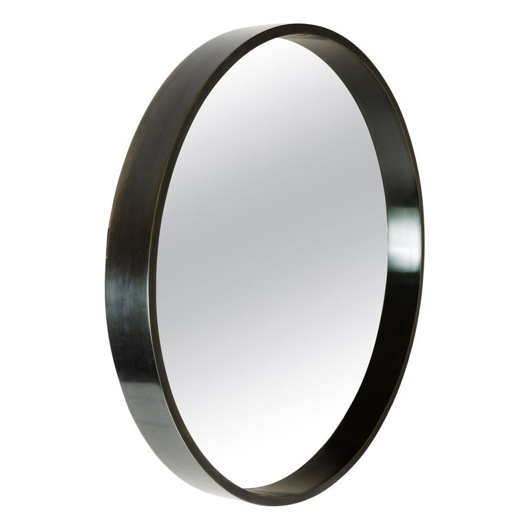 Wyeth Original Bronze Perfect Ring Mirror For Sale