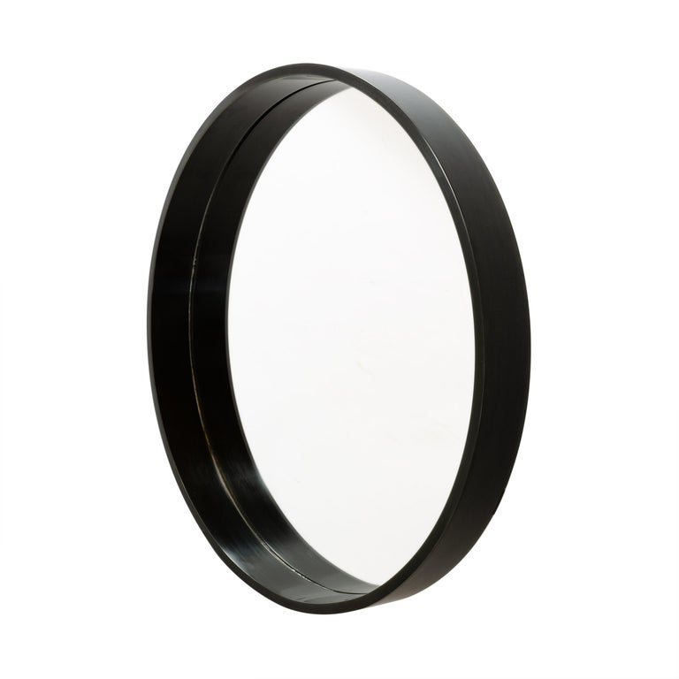Wyeth Original Bronze Perfect Ring Mirror In New Condition For Sale In Sagaponack, NY