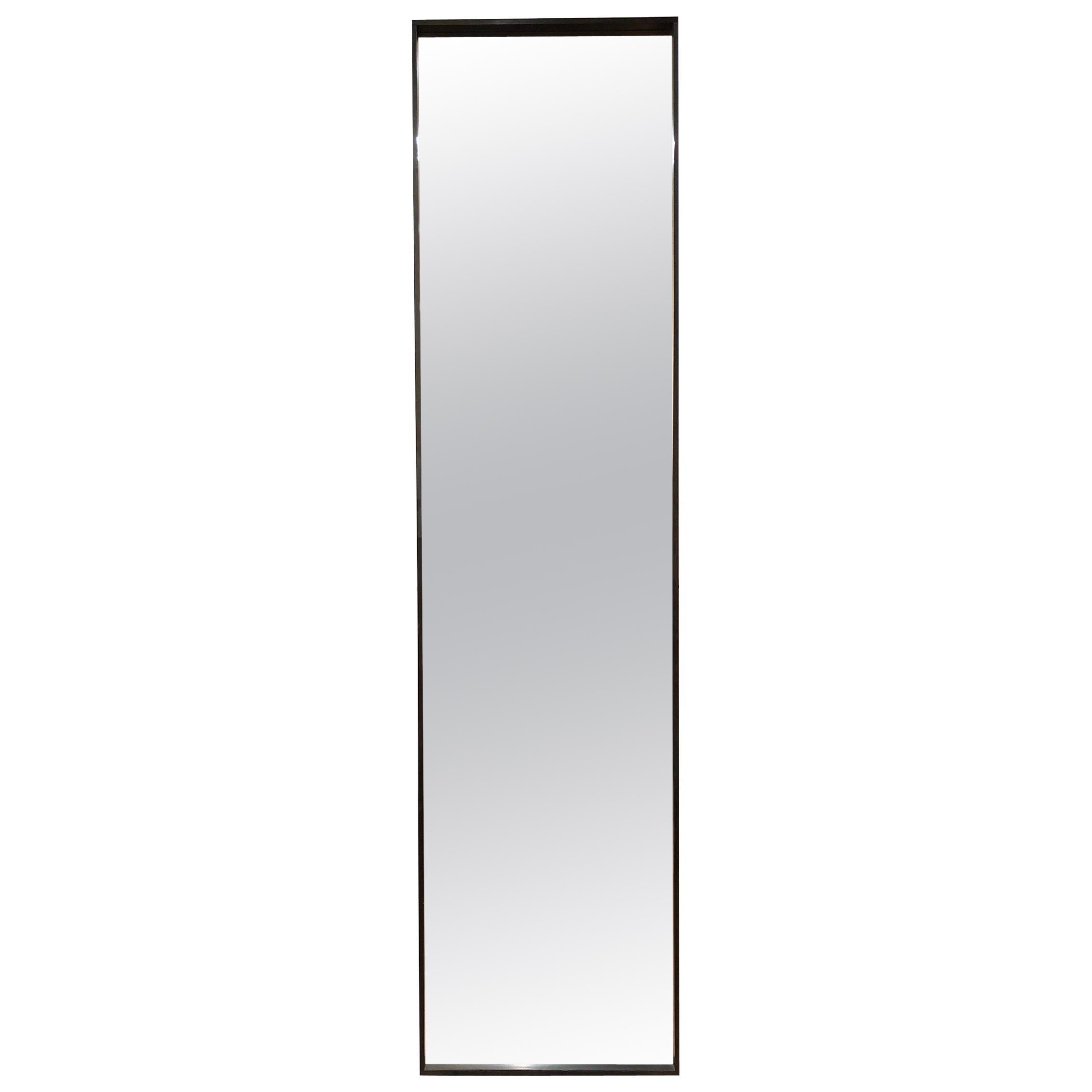 WYETH Original Rectangular Mirror in Blackened Bronze