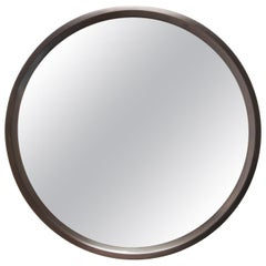 Wyeth Original Round Bronze Wall Mirror