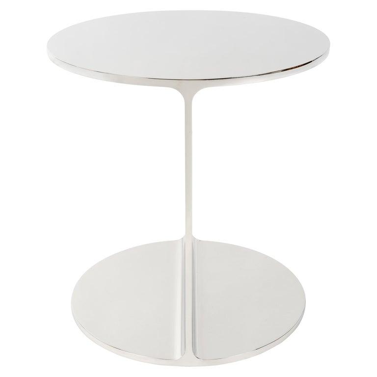 WYETH Original Round I Beam Table For Sale