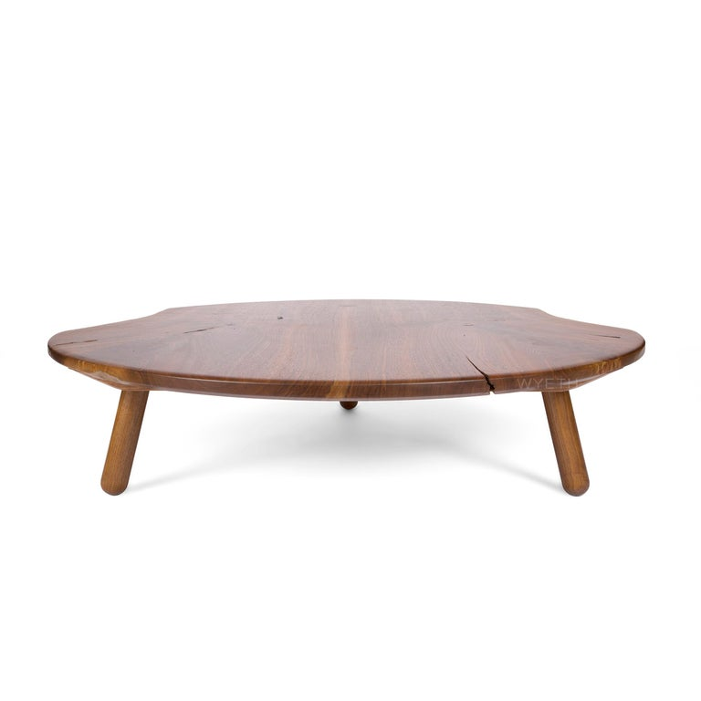 American Craftsman Wyeth Original Sliding Dovetail Low Table For Sale