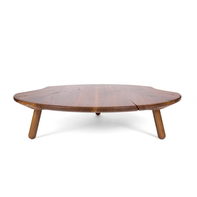 American Craftsman WYETH Original Sliding Dovetail Low Table