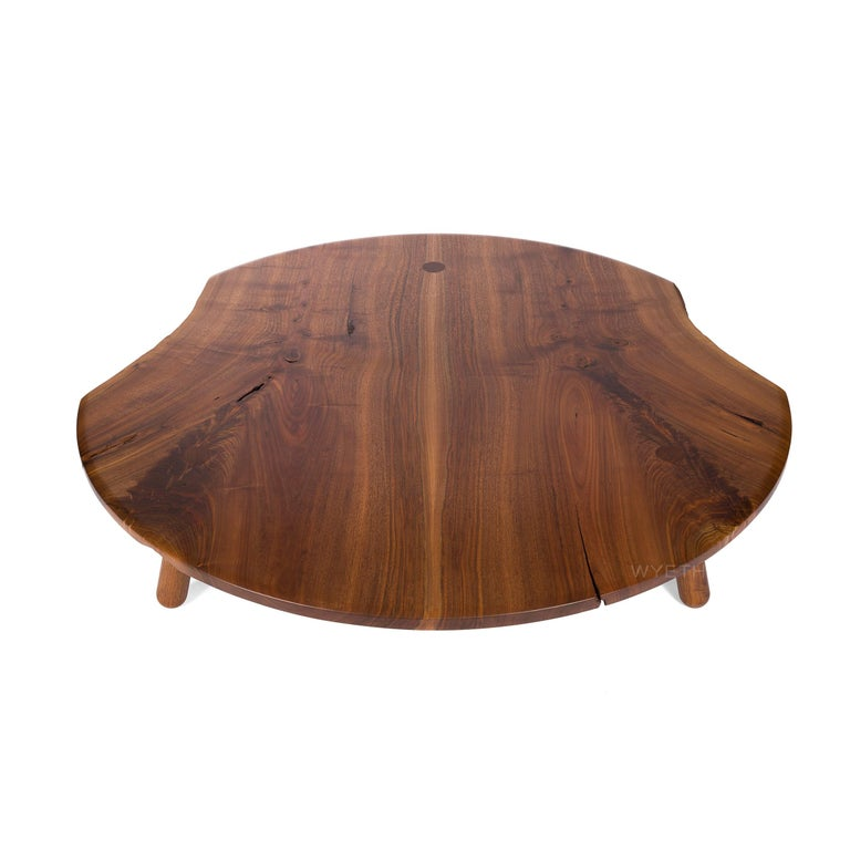 North American Wyeth Original Sliding Dovetail Low Table For Sale