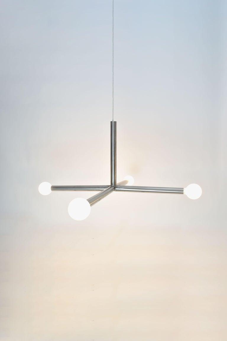Modern X Ceiling Lamp by Studio Kuhlmann