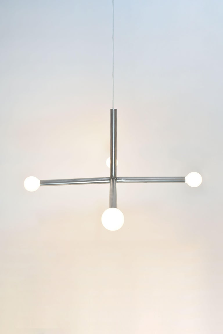 German X Ceiling Lamp by Studio Kuhlmann