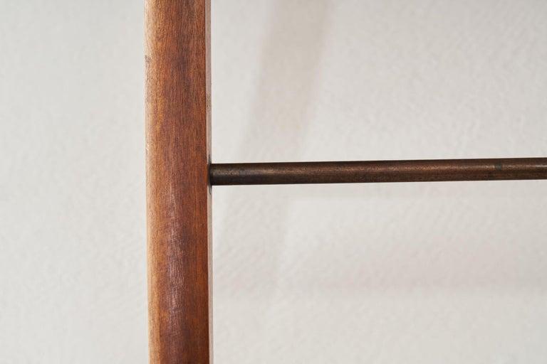 """""""X-Chair"""" by Peter Hvidt & Orla Mølgaard-Nielsen for Fritz Hansen, Denmark, 1959 For Sale 10"""