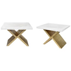 X-Coffee Tables by Phoenix