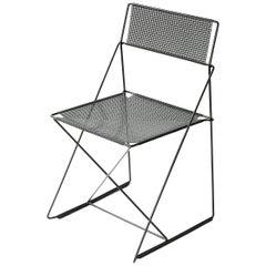 X Line Stacking Chair by Niels Jorgen Haugesen