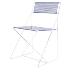 X Line Stacking Chair by Niels Jørgen Haugesen