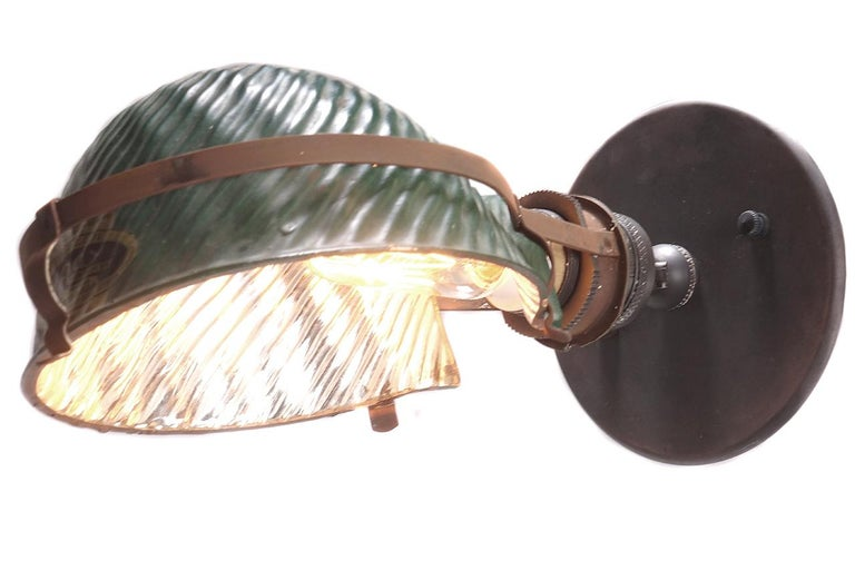 American X-Ray Snap-In Sconces