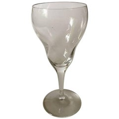 Xanadu Arje Griegst Claret or Red Wine Glass from Holmegaard