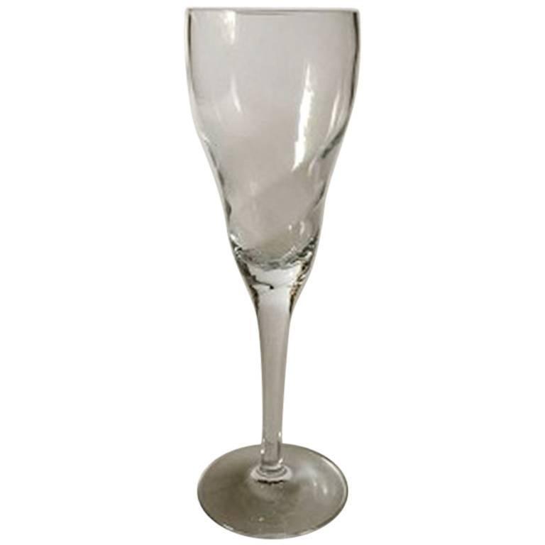 Xanadu Arje Griegst Port / Sherry Glass from Holmegaard For Sale