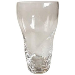 Xanadu Arje Griegst Water Glass from Holmegaard