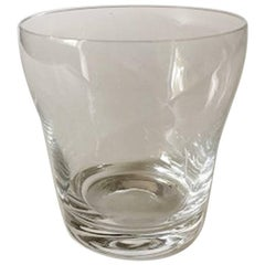 Xanadu Arje Griegst Whiskey Glass from Holmegaard