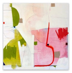 Notice-ing (Abstract painting)