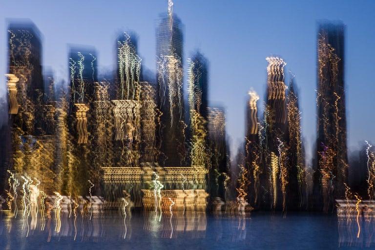 Xavier Dumoulin Landscape Photograph - New York Dream 22