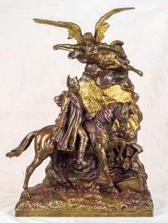Napoléon Bonaparte on Horseback