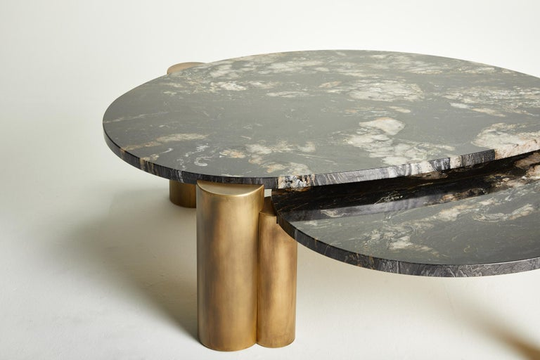 Modern Xenolith Table by Ben Barber Studio For Sale
