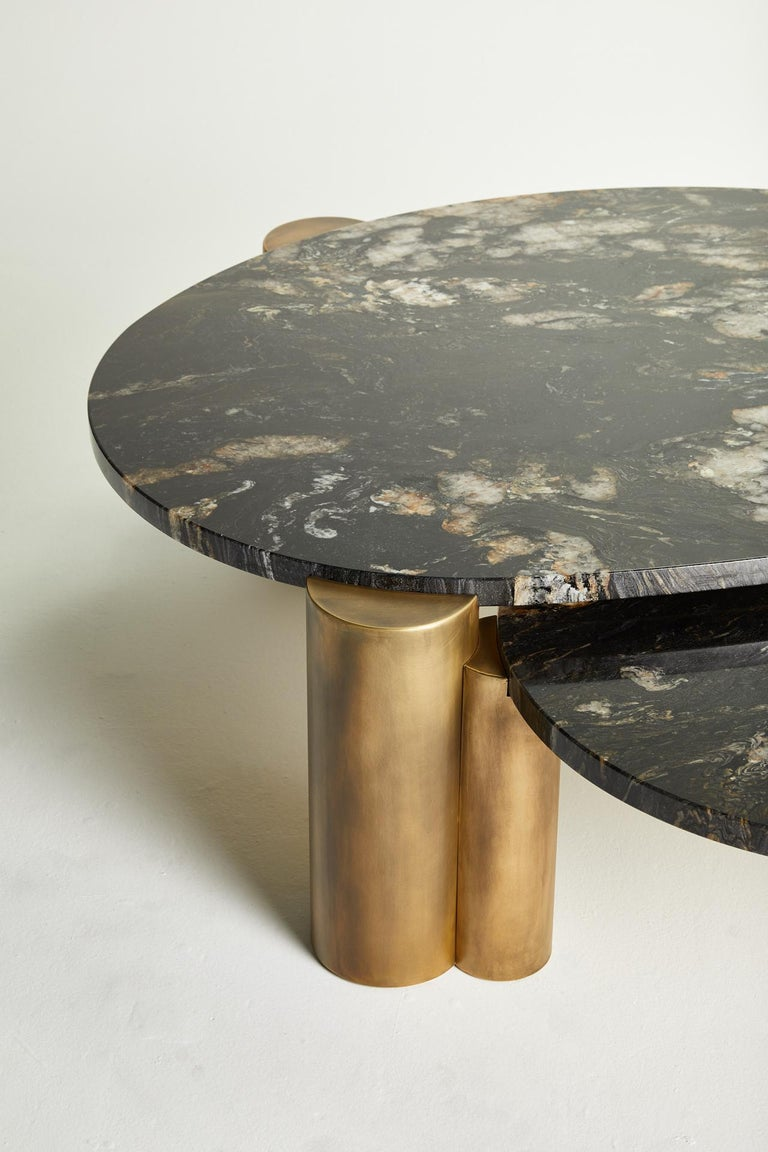 Canadian Xenolith Table by Ben Barber Studio For Sale