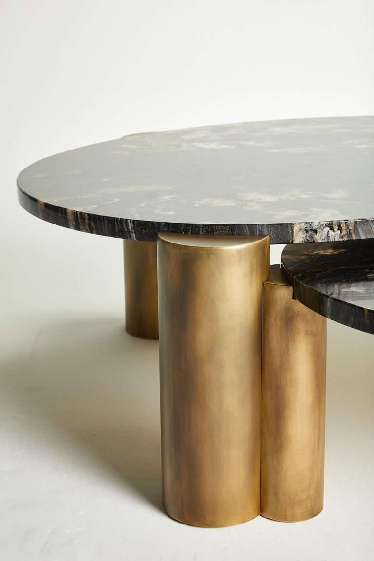 Contemporary Xenolith Table by Ben Barber Studio For Sale