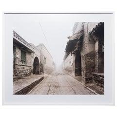 """""""Xi Shitoupo Xiang, Pingyao, Shanxi Province"""" Photograph by Sze Tsung Leong"""