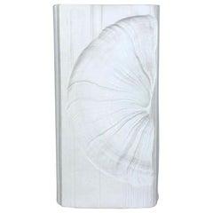 Large 30cm OP Art Vase Porcelain German Vase by Martin Freyer for Rosenthal