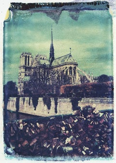 Notre Dame 5 - Contemporary, 21st Century, Polaroid, Paris, Icons