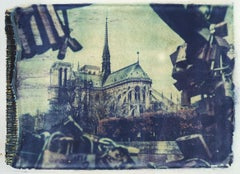 Notre Dame 6 - Contemporary, 21st Century, Polaroid, Paris, Icons