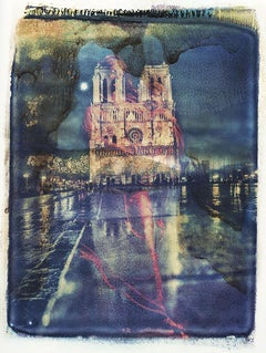 Notre Dame 9 - Contemporary, 21st Century, Polaroid, Paris, Icons