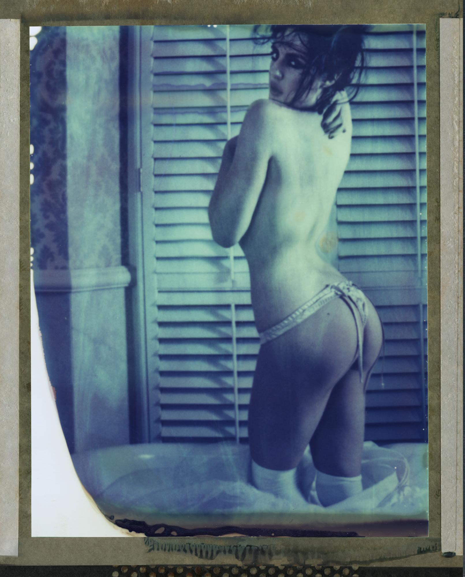 Untitled - Contemporary, 21st Century, Polaroid, Figurative, Nude