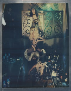 Untitled - Contemporary, 21st Century, Polaroid, Figurative Photography