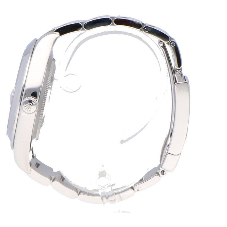 Men's Rolex Datejust Stainless Steel 116300 Watch