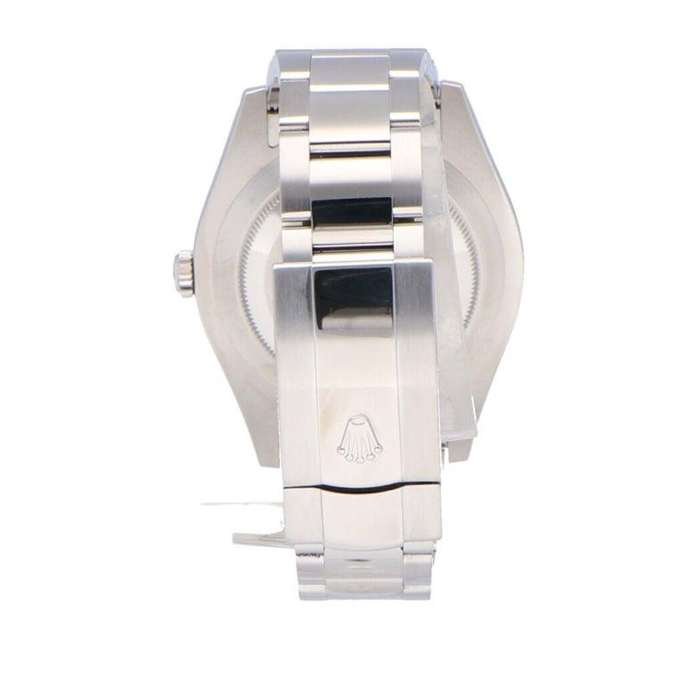 Rolex Datejust Stainless Steel 116300 Watch 2
