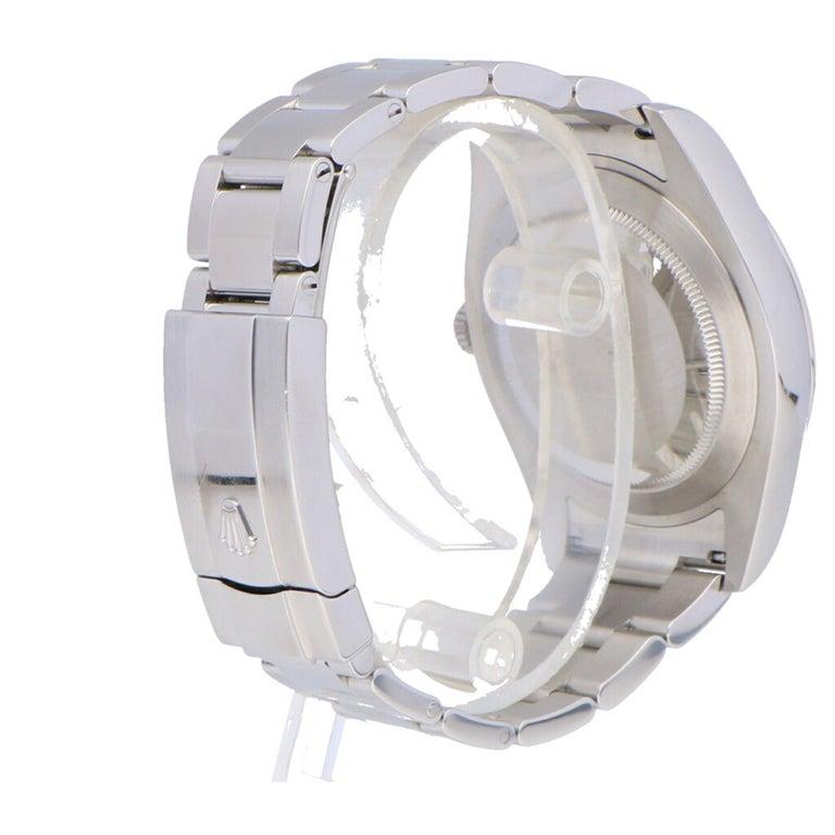 Rolex Datejust Stainless Steel 116300 Watch 3