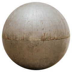 Extra Large Wooden Sphere