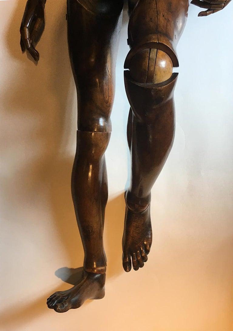 20th Century Italian Life-Size Mannequin, circa 1920 For Sale 3