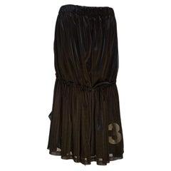 Y-3 Flounced Skirt?Dress