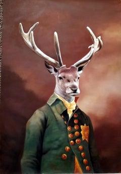 Oh, Deer Soldier