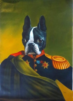Sir Frenchie the Bull Dog