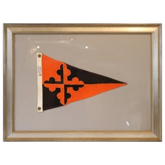 Yacht Club Burgee from Baltimore