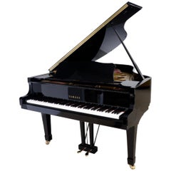 Yamaha C3 Grand Piano with Piano Disc Prodigy Player