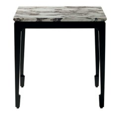Yang Black Side Table