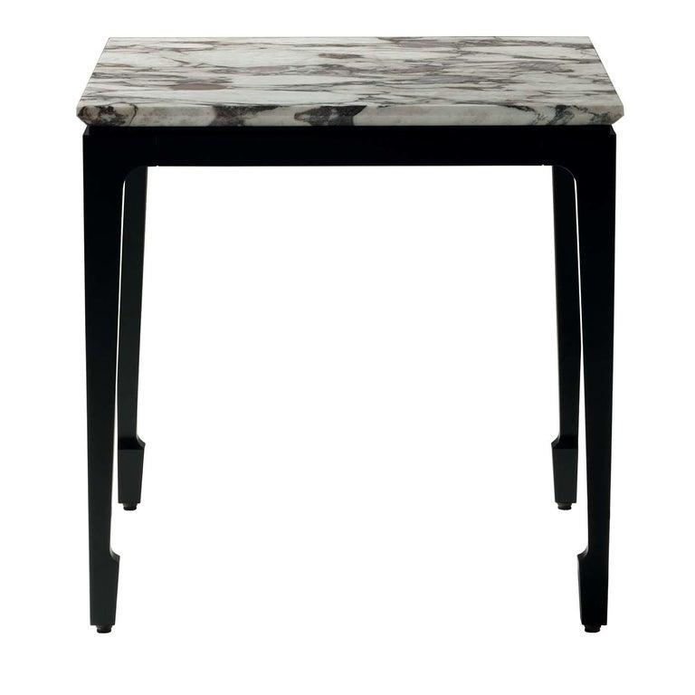 Yang Black Side Table For Sale