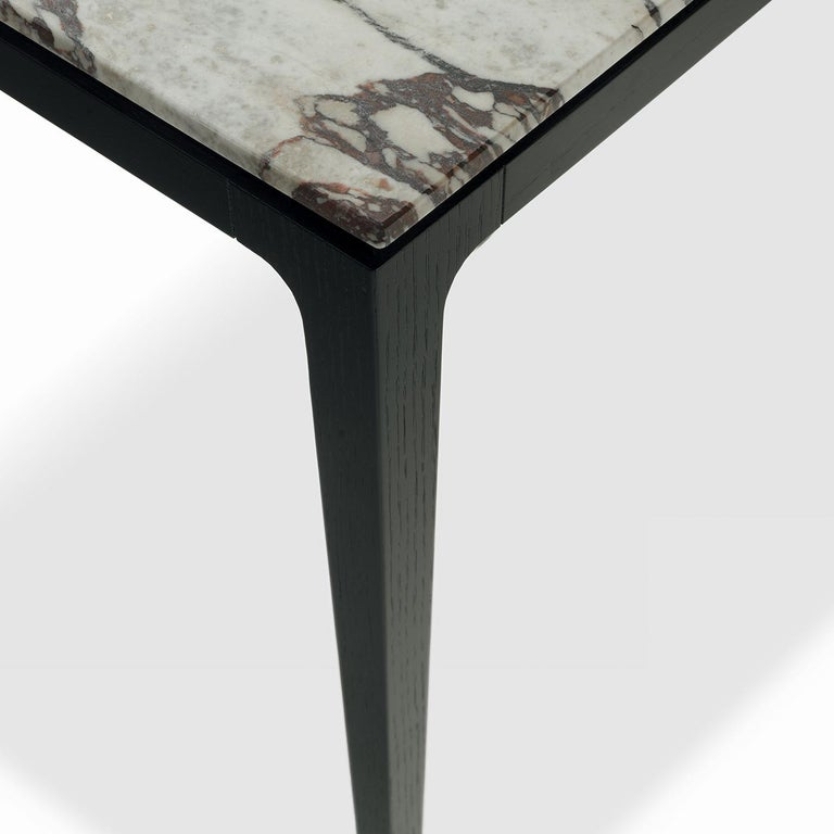Yang Black Tall Side Table In New Condition For Sale In Milan, IT