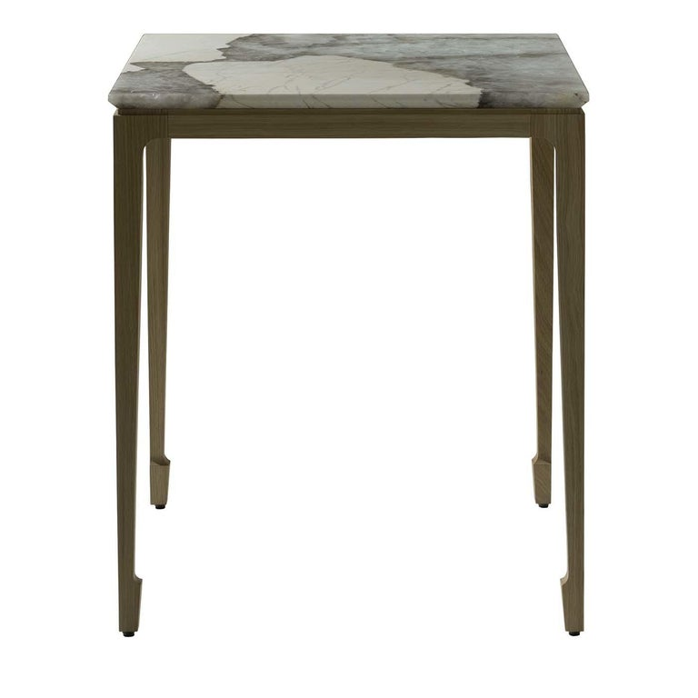Yang Tall Side Table For Sale