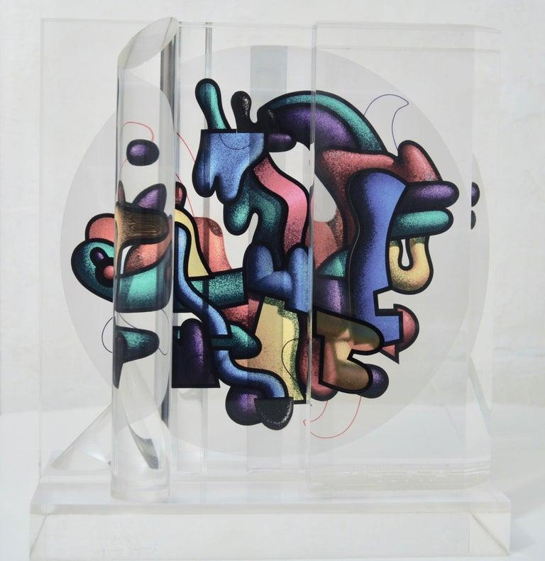Sphere, Pop Art Sculpture For Sale 4