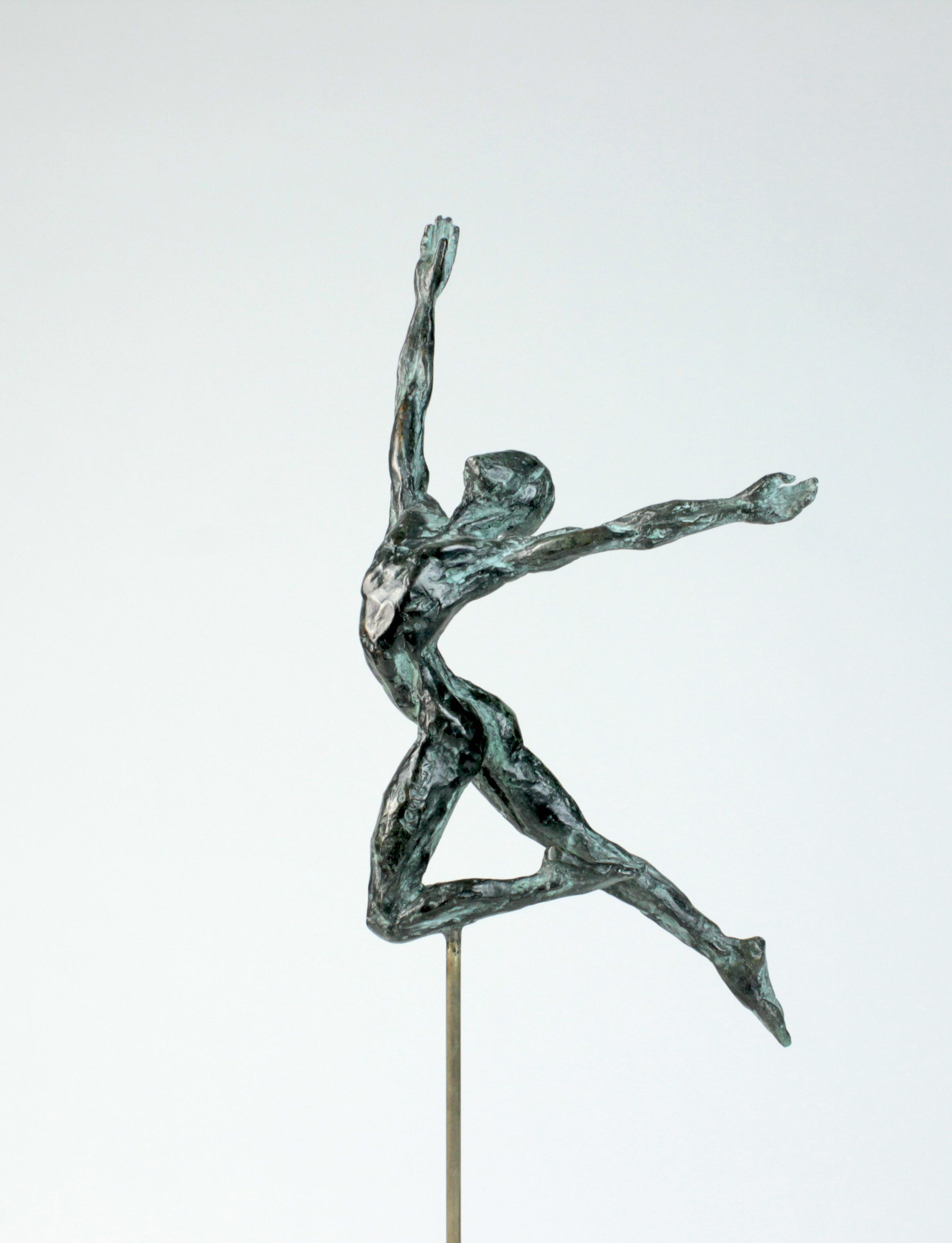 "Danseur ""Elévation"", Dancer Bronze Sculpture"